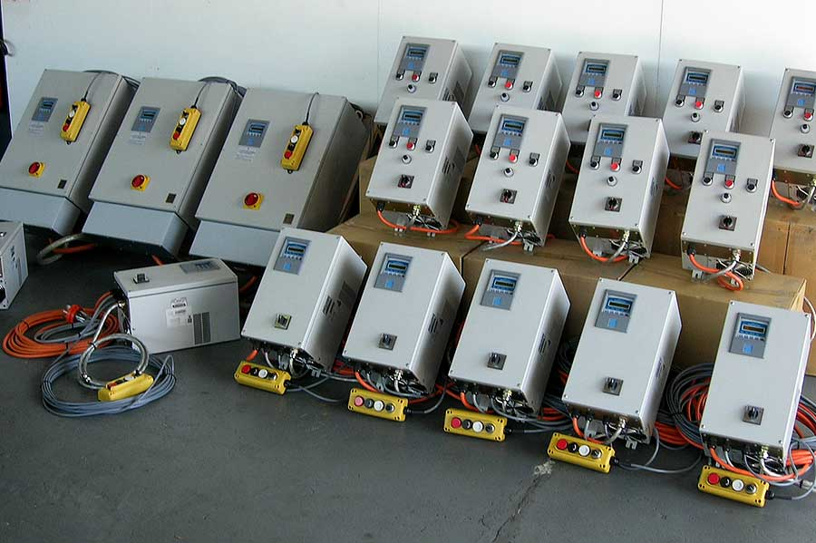 Large Order of Modified Zener MSC-3 Speed Controllers